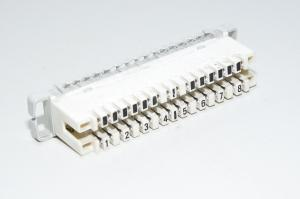 Krone 6036 1 005-00 LSA-plus 2/8 profile disconnection module punch in connector strip